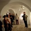 "The opening of the exhibition ""Unveiled landscape: Airborne laser scanning of the Škocjan landscape"""